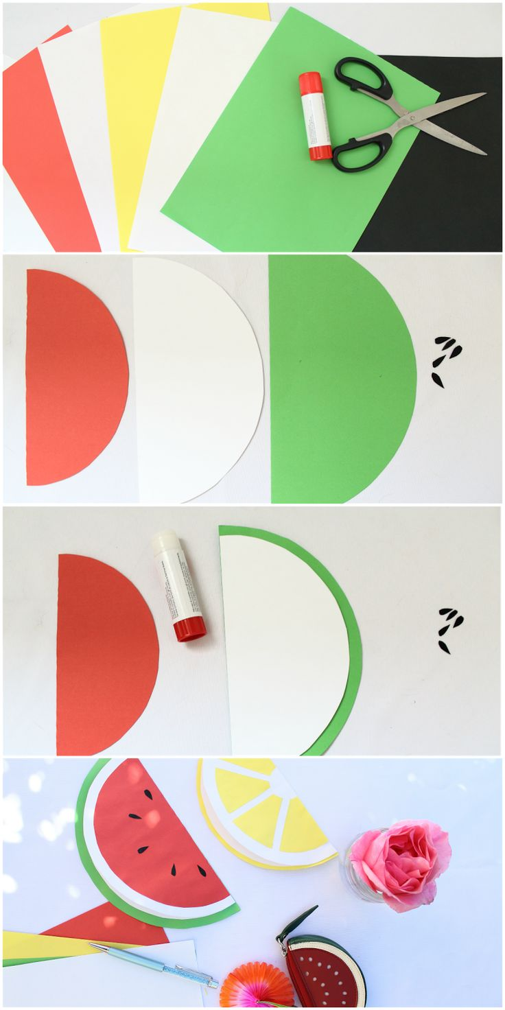 DIY: biglietti d'auguri #DIY #faidate #biglietti #card