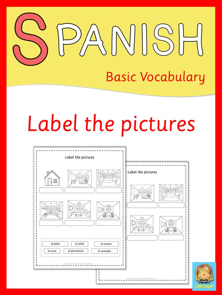 Spanish adjectives free lessons and activities