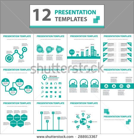26 best ppt images on pinterest | free stencils, templates free, Modern powerpoint