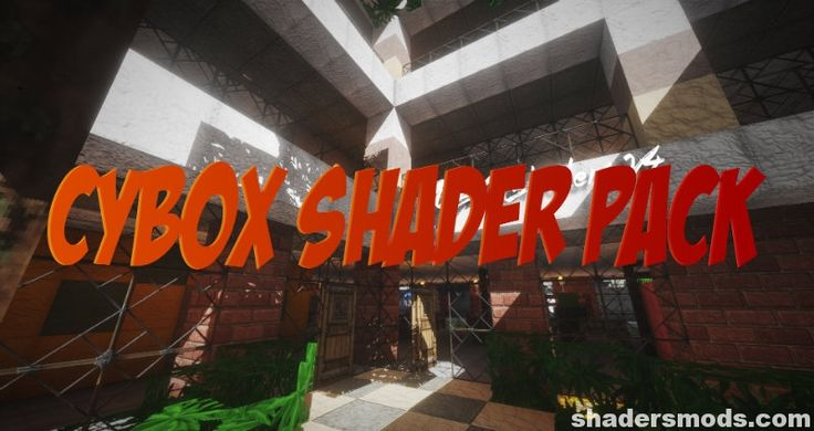 Despite the fact it is more than a year old today, the Cybox Shaders Pack is still one of the best-looking shaders which are compatible with Minecraft 1.10