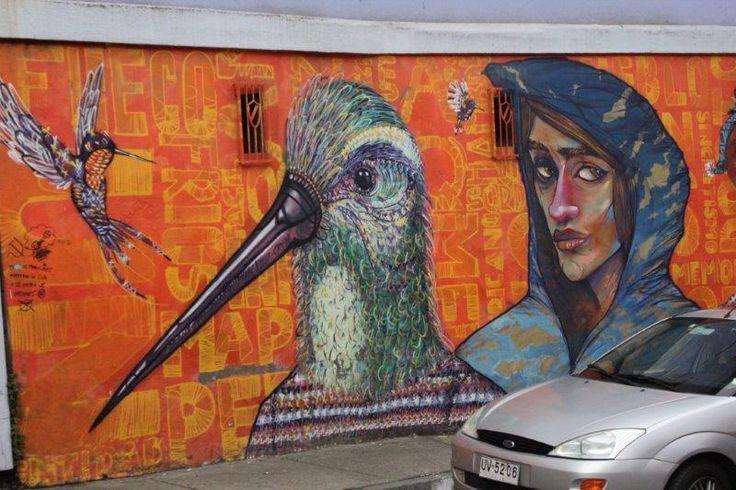 Pájaros (Inti) (Valparaíso)