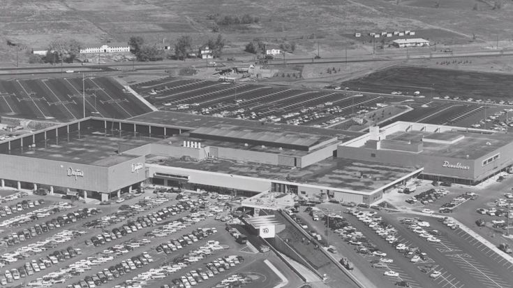 The PBS News Hour pays tribute to the American shopping malls with a visit to the Southdale Center in the Minneapolis suburb of Edina, Minnesota, the first indoor shopping mall built in the United ...