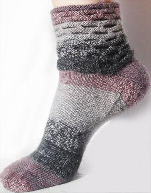 Βήμα - Βήμα οδηγίες για πλέξιμο κάλτσας