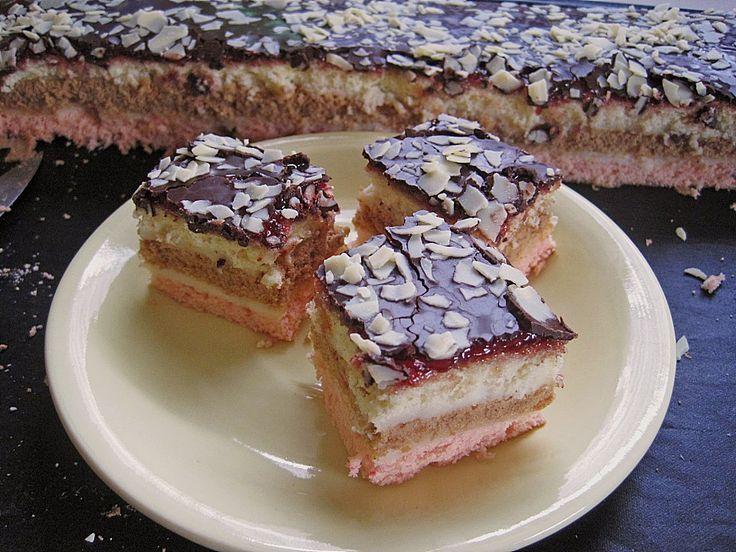 Puddingschnitten, ein sehr schönes Rezept aus der Kategorie Kuchen. Bewertungen: 3. Durchschnitt: Ø 3,8.