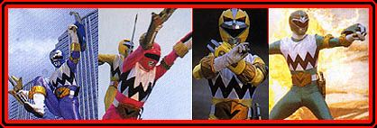 Lights of Orion - Power Rangers Lost Galaxy   Power Rangers Central