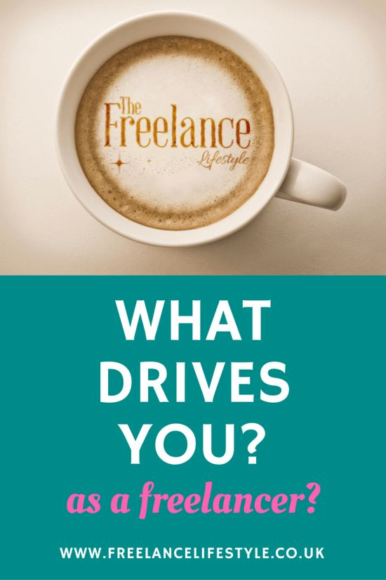 What drives you as a freelancer? A podcast series