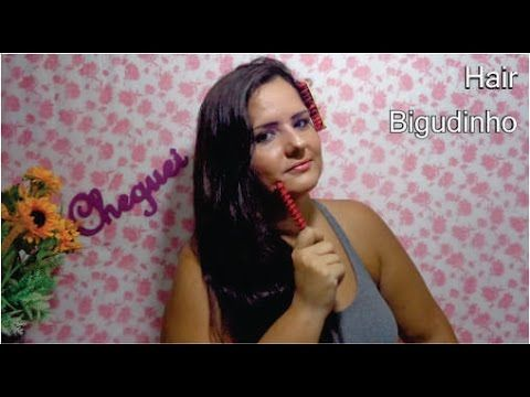 Hair Bigudinho - YouTube