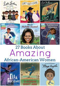 27 Children's Books About African American Women