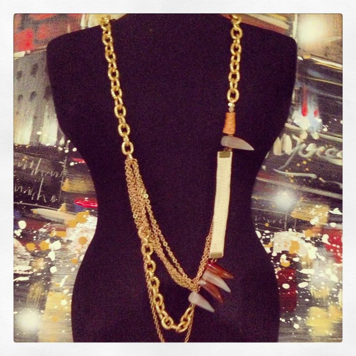 Beautiful necklace by Piyan Designs