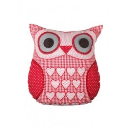 Red Owl Cushion £19.50