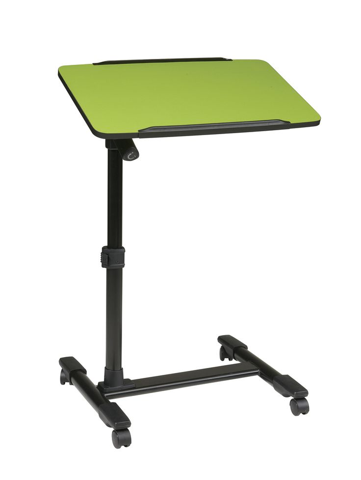 Attractive OSP Designs Mobile Laptop Cart With Adjustable Top U0026 Reviews | Wayfair  Supply