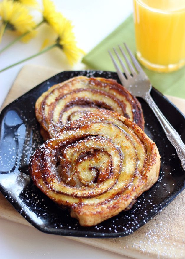 Cinnabon® French Toast