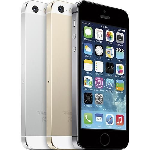 #iphone #apple #ios Apple iPhone 5s – 32GB (GSM Unlocked) Smartphone – Gold – Silver – Gray 159.88       Item specifics   Condition: Seller refurbished      :                An item that has been restored to working...