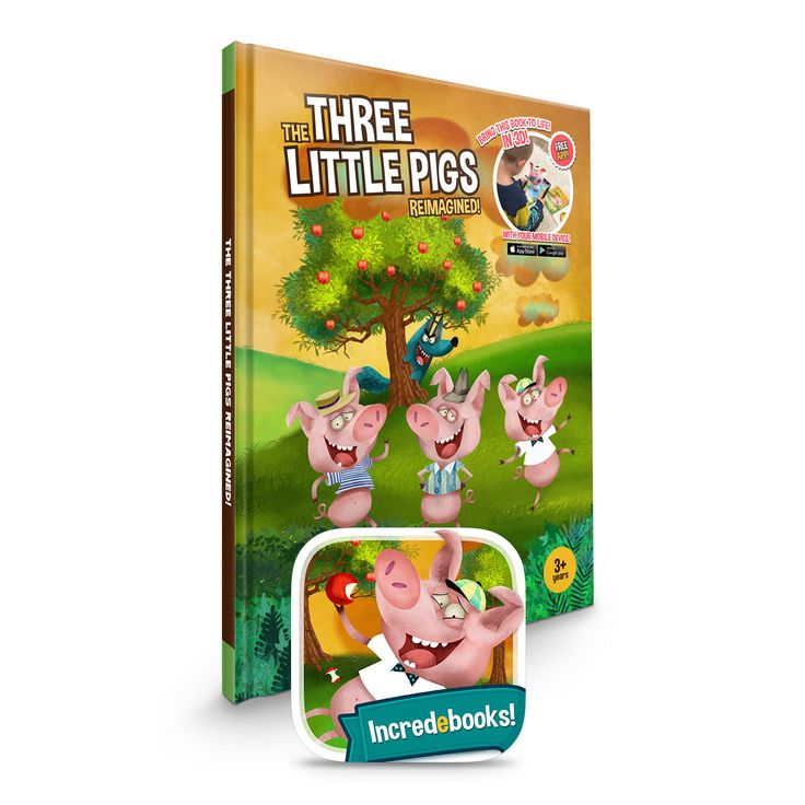 The Three Little Pigs Reimagined
