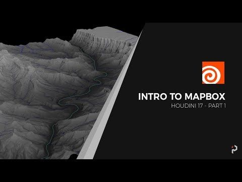 Learn how to work with Houdini Game Tools Beta of MapBox Node that