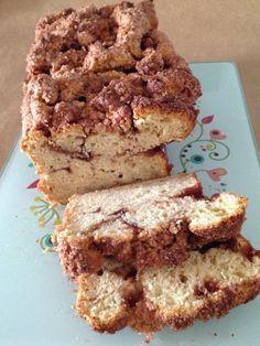 Pão doce rápido de canela sem glúten! Receita no blog!!