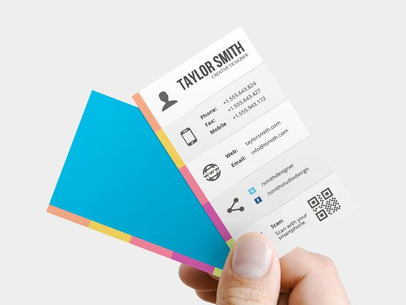 Business Card Printable Template