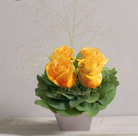 les 25 meilleures id es de la cat gorie bouquet de rose orange sur pinterest bouquet rose vif. Black Bedroom Furniture Sets. Home Design Ideas