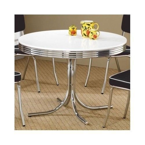 1950s American Mid Century Modern Small Round Top: Best 25+ Retro Dining Table Ideas On Pinterest