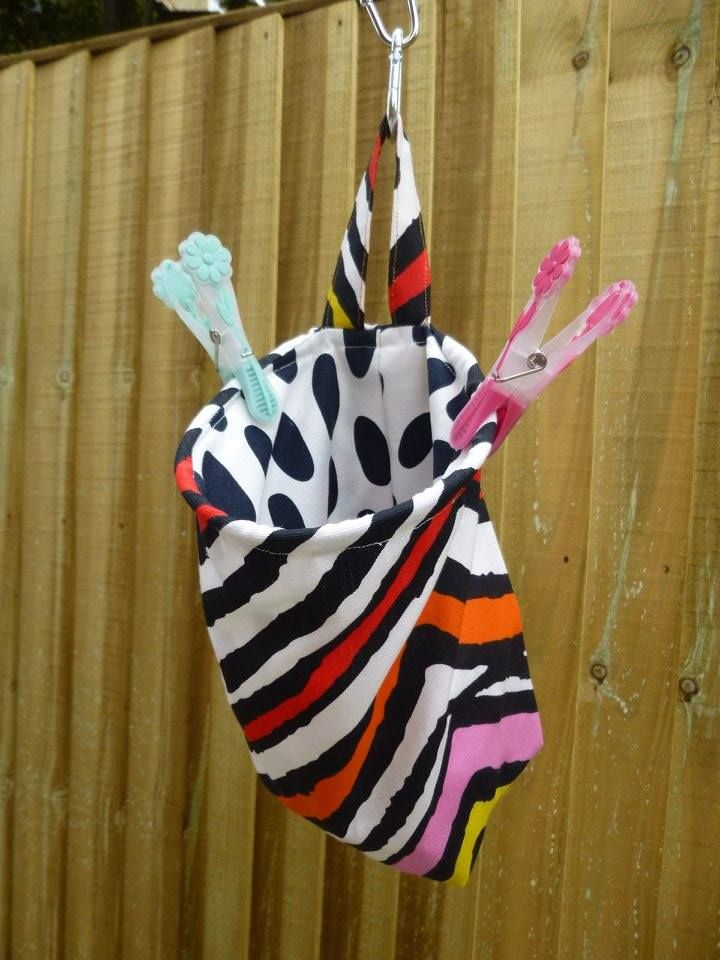 Cool, funky washing peg bag: https://www.facebook.com/commerce/products/905886356203587/