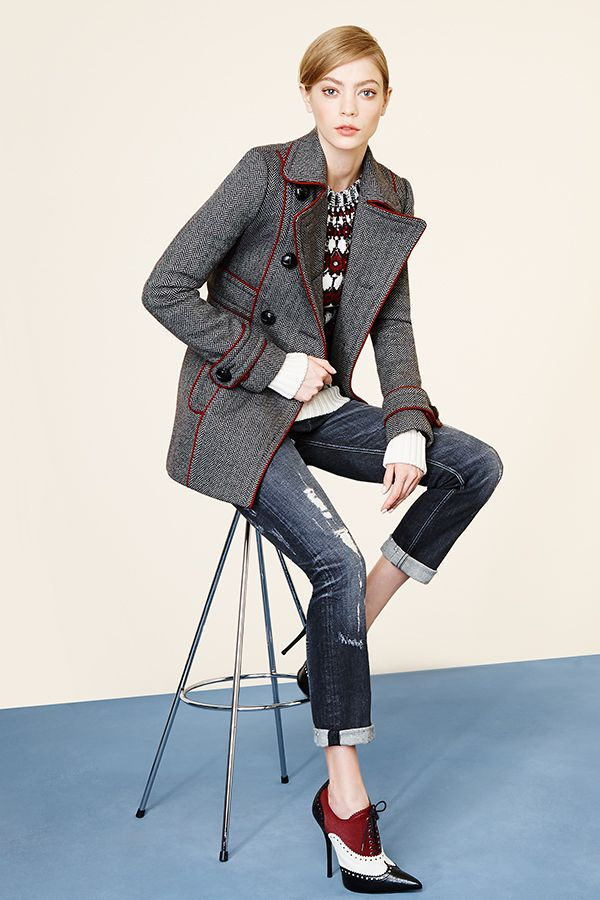 #Gucci Fall 2015 Collection is now at #Saks.