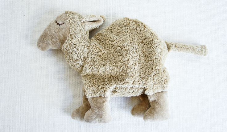Organic Stuffed Cotton Camel