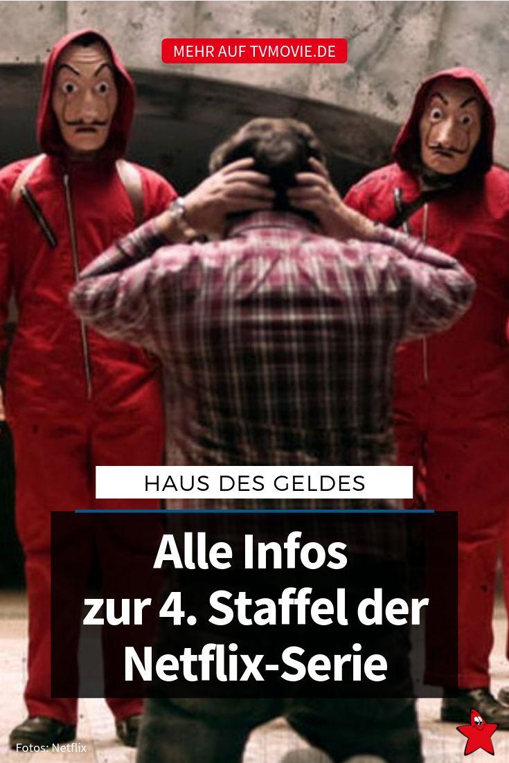 Start Haus Des Geldes Staffel 4