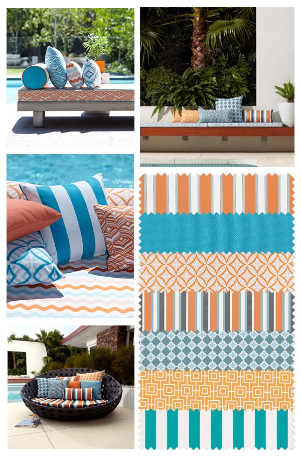 Create an Outdoor Oasis | Warwick Fabrics