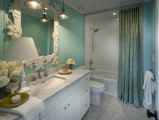 Dream Home 2015: Guest Bathroom