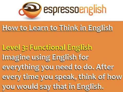 How To Speak Fluent English- Learn To Think In English [Learning English]   Learning English Please SUBSCRIBE Our Channel Getting More Videos. http://ift.tt/2b1sbdY   Learn English! It is Your Language By [http://ift.tt/2bd3Ymk Ali Khan   Few decades back English was spoken only in England and its former English colonies like India China Sri Lanka Egypt etc. But now days people in Japan Korea Africa America are all speaking English as their second language. There are people who speak English…