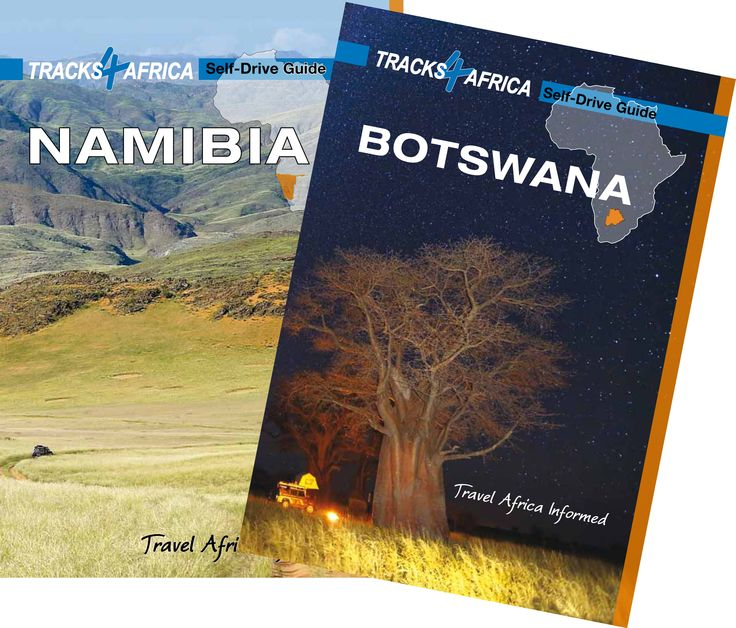 The Tracks4Africa guide books are not written by armchair travellers and isn't the personal experience of one person; they are the combined experiences of a whol...