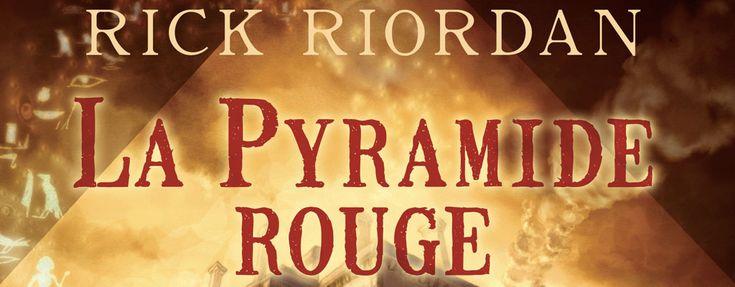 Découvre l'avis de la Fraise sur son voyage avec les dieux égyptien avec Carter et Sadie dans La pyramide rouge, le premier tome des Chroniques de Kane de Rick Riordan.