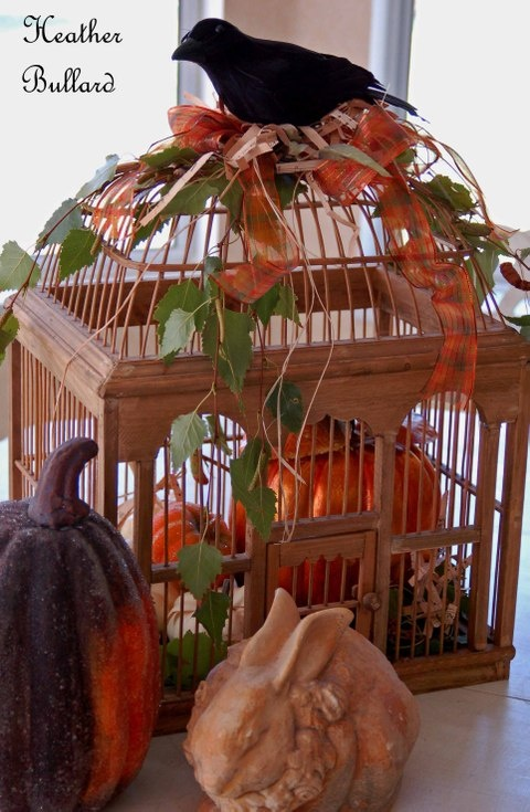 Ideas about bird cage decoration on pinterest