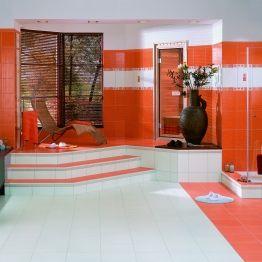 Série India: obklady doplněné mozaikou pro jedinečný interiér RAKO HOME