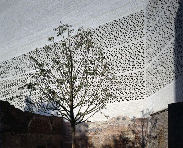 Petersen's Kolumba Brick | International Architecture | www.world-architects.com