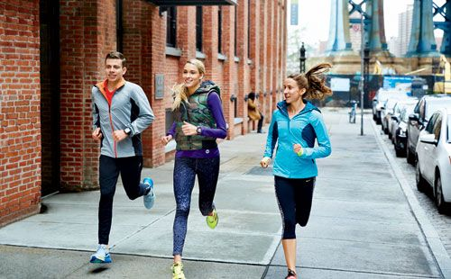 Runners World | 12 Habits of Highly Motivated Runners  Everyday tips for a fitter, healthier, and happier 2015.
