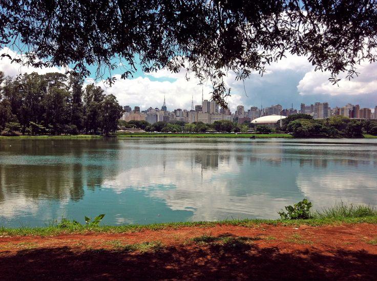 lago do ibirapuera