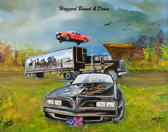 Dukes of Hazzard and Smokey and the Bandit