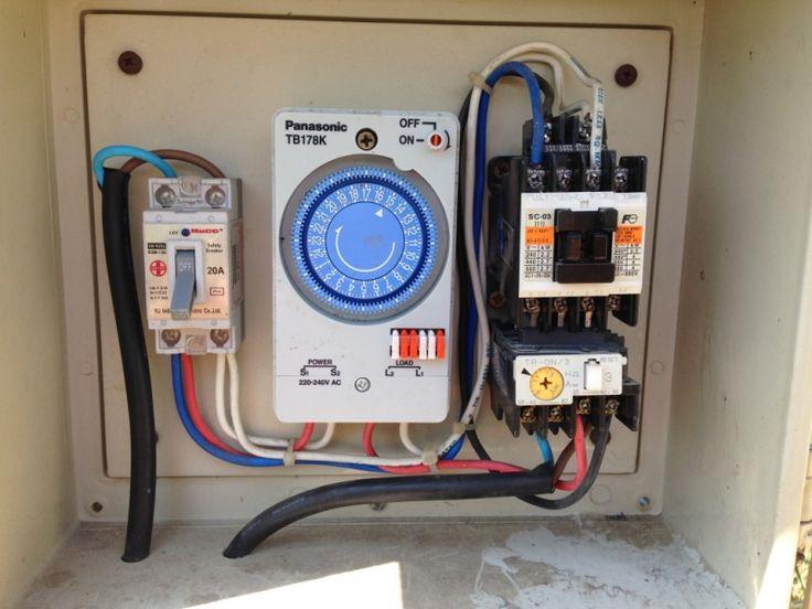 ถ้าผมหรือช่างไฟฟ้าบ้านๆ ต่อสายไฟฟ้าตามรูปภาพนี้ จะได้ผลไหม