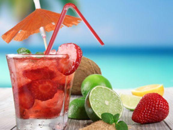 Sommer und Sonnenschein – EAT SMARTER zeigt, wie Sie ganz einfach, leckere Strand-Snacks zu Hause vorbereiten und gut transportieren können.