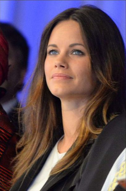 Royals & Fashion - Princess Sofia was in Pretoria, South Africa, to participate in the Global Child Forum.