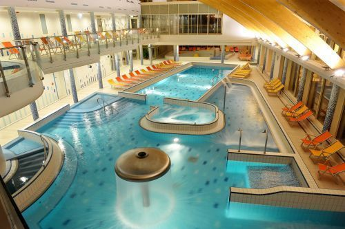Velence Resort & Spa @ Velence, Hungary