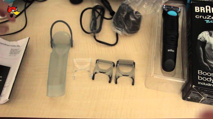 Braun Cruzer 5 Body & Unboxing & Sound test