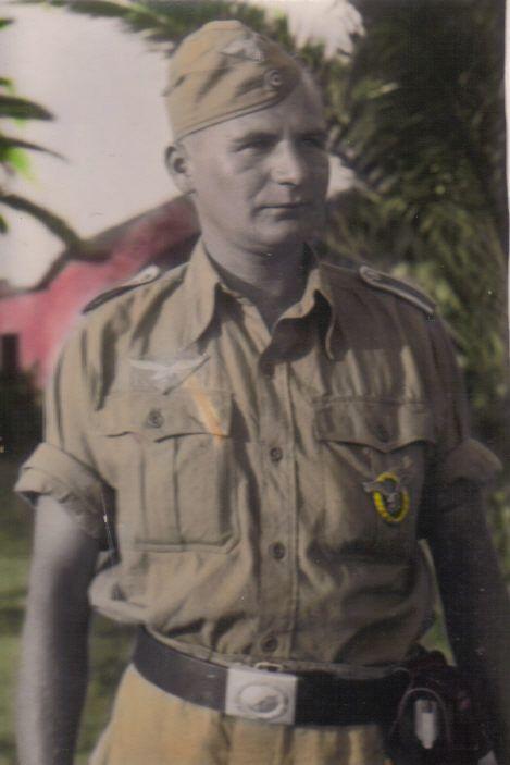 "A personal account of a Luftwaffe pilot in Greece: Friedrich ""Fritz"" Eisenbach in Kefalonia,  Rodos, Leros  –  The Ju 87 \"