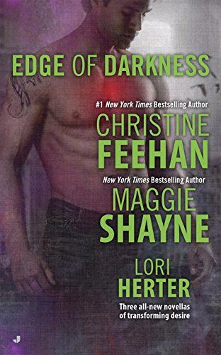 Edge Of Darkness, 2015 The New York Times Best Sellers Fiction winner, Christine Feehan, Maggie Shayne and Lori Herter #NYTime #GoodReads #Books