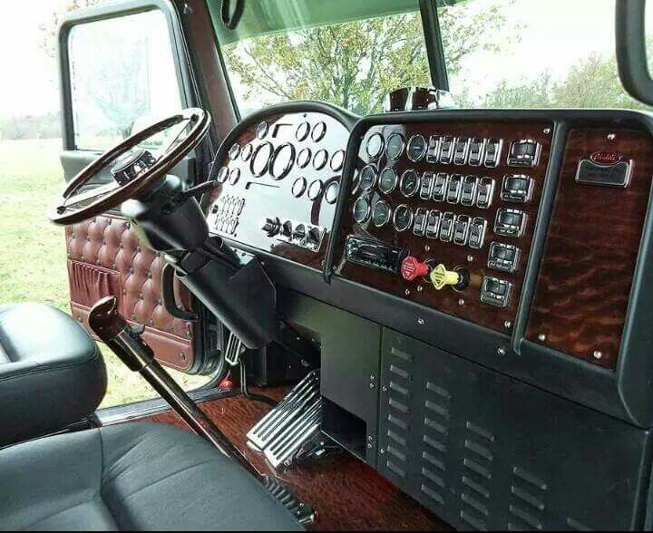 379 w 359 dash peterbilt pinterest - Peterbilt 379 interior accessories ...