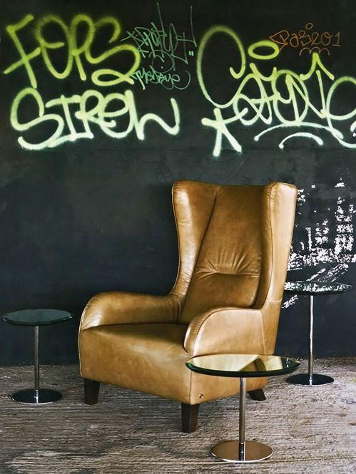 Méchant Design: those seats i love...