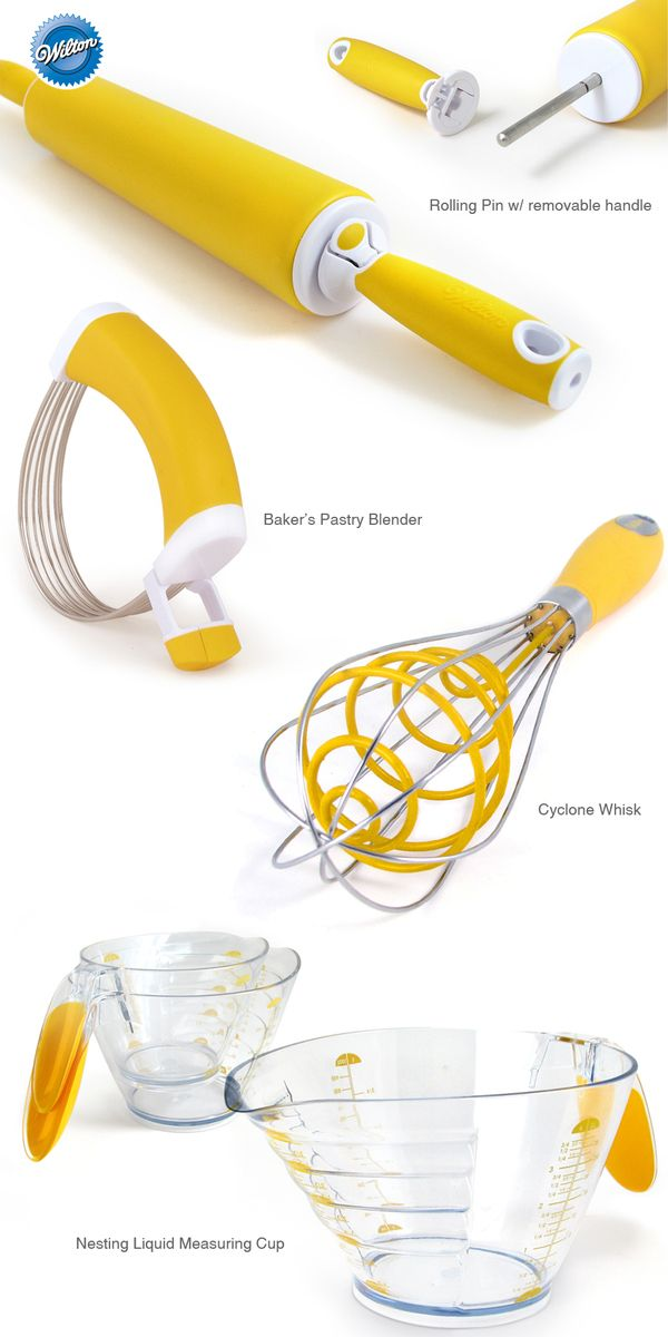 WILTON Better Baking Tools by A2 Inc , via Behance