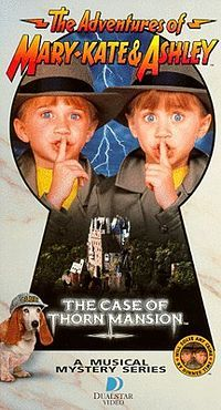 this mary kate and ashley mystery movie always scared me!