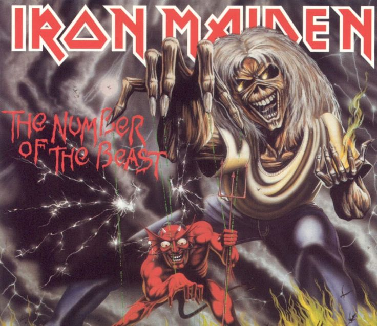 The Number of the Beast - Iron Maiden   Songs, Reviews, Credits   AllMusic